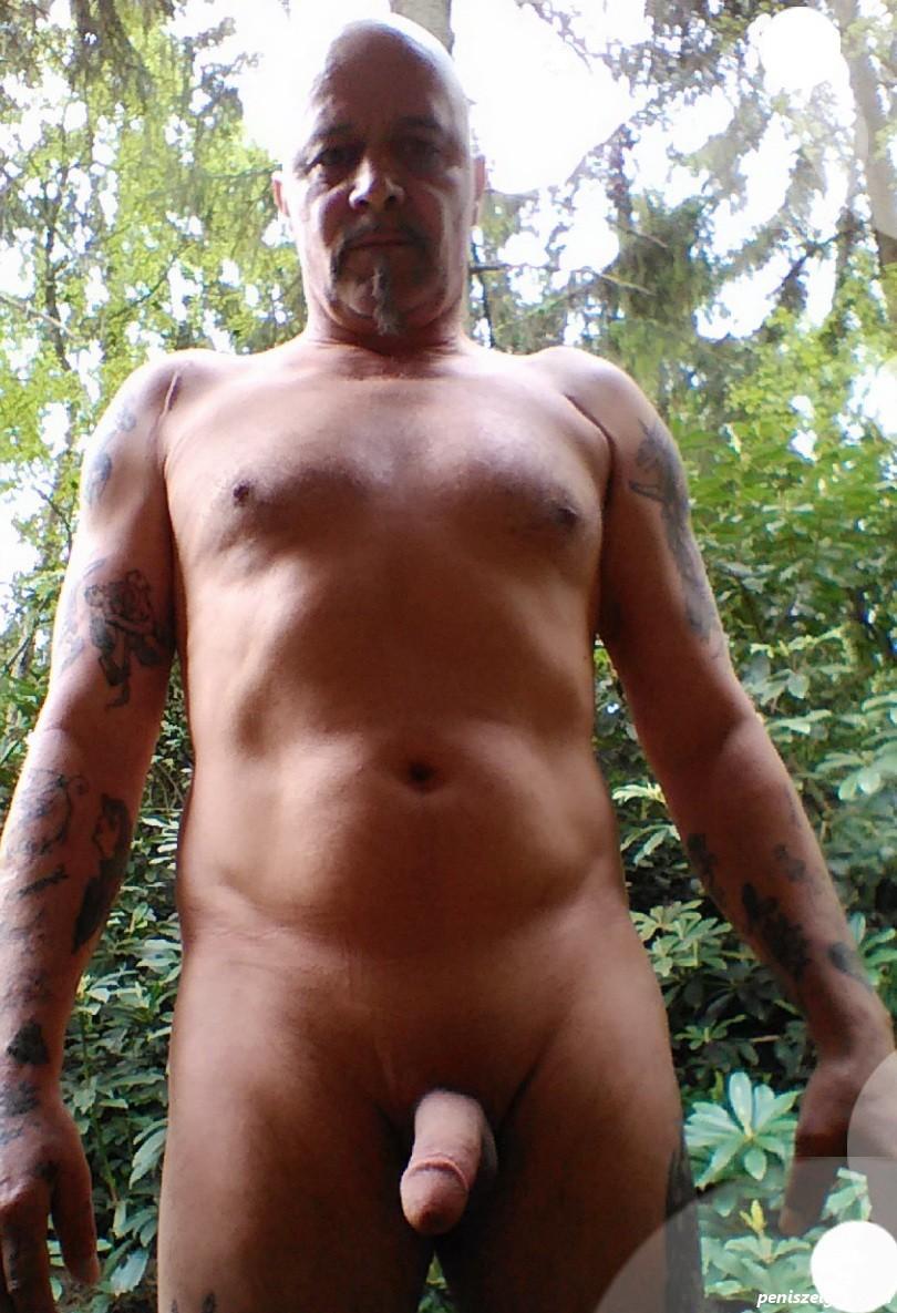 Männer geile nackte Hot alte