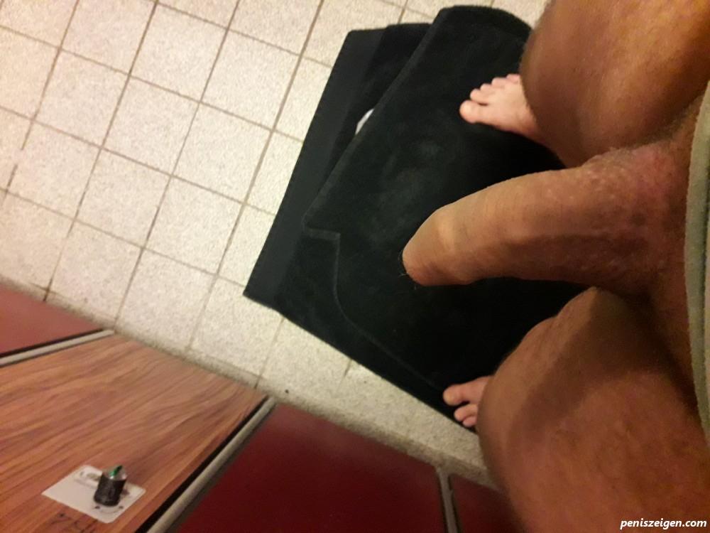 Nackte männer sauna