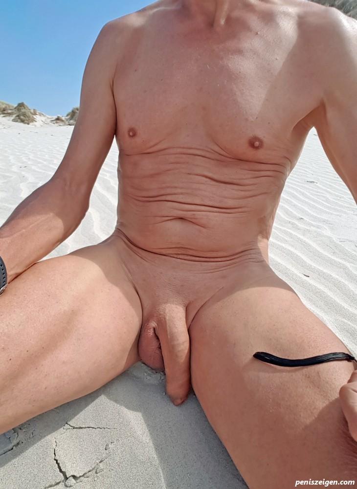 Penis fkk kleiner Penis