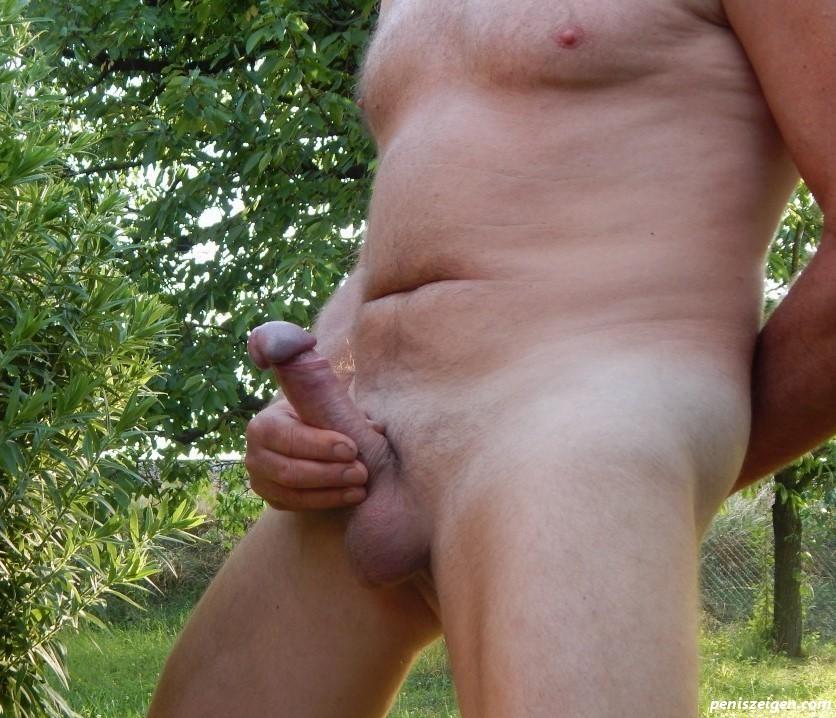 Masturbieren Im Garten
