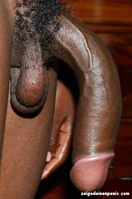 Schwarzer Penis